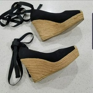 Mossimo Supply Co. | Espadrille Lace Up Wedge